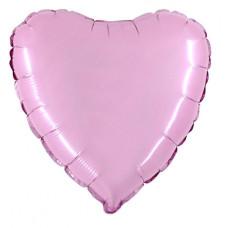 Palloncino forma a cuore medio rosa