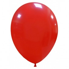 Palloncino forma ovale rosso 20 pezzi