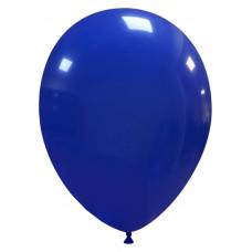 Palloncino forma ovale blu 20 pezzi