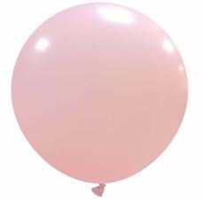 Palloncino forma tonda gigante rosa chiaro