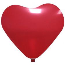 Palloncino forma a cuore gigante rosso