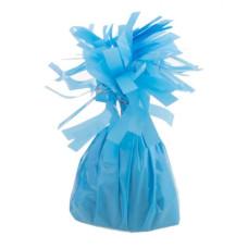 Pesetto per palloncini azzurro