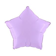 Palloncino forma a stella piccola lavanda